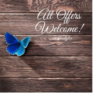 Other - Offers are welcome! 🦋
